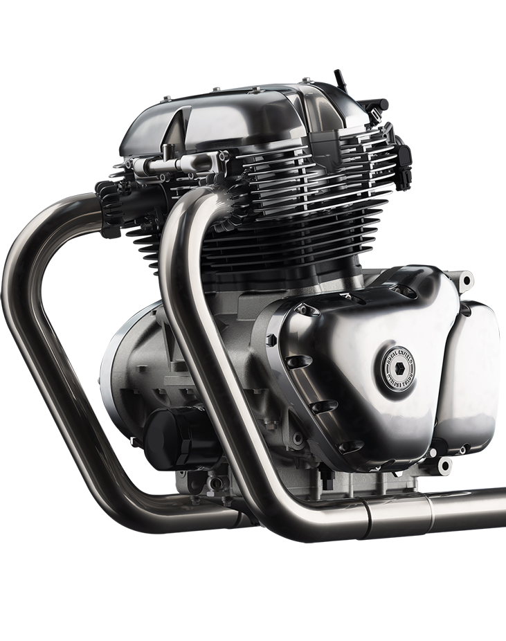 royal enfield 650 twin engine